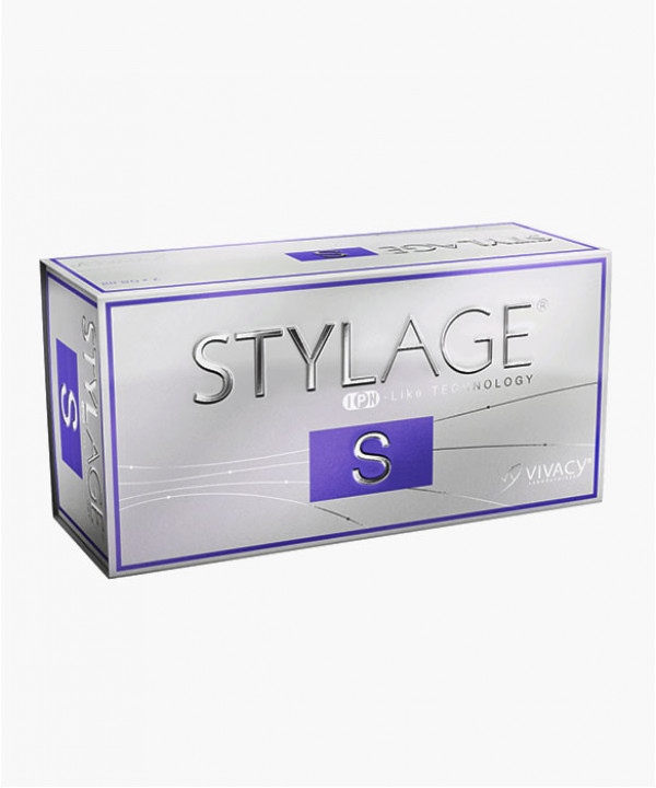 Stylage S (1x0.8 ml) - шприц