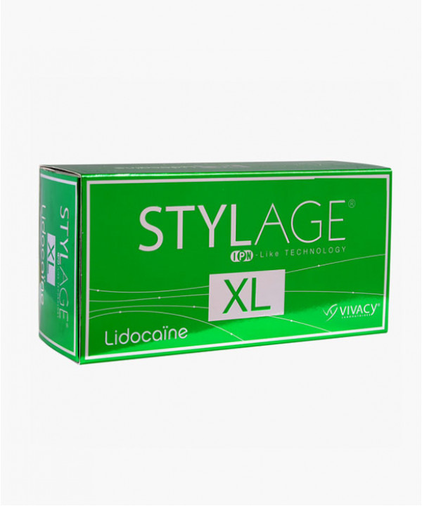 Stylage XL Lidocaine (1x1 ml) - шприц